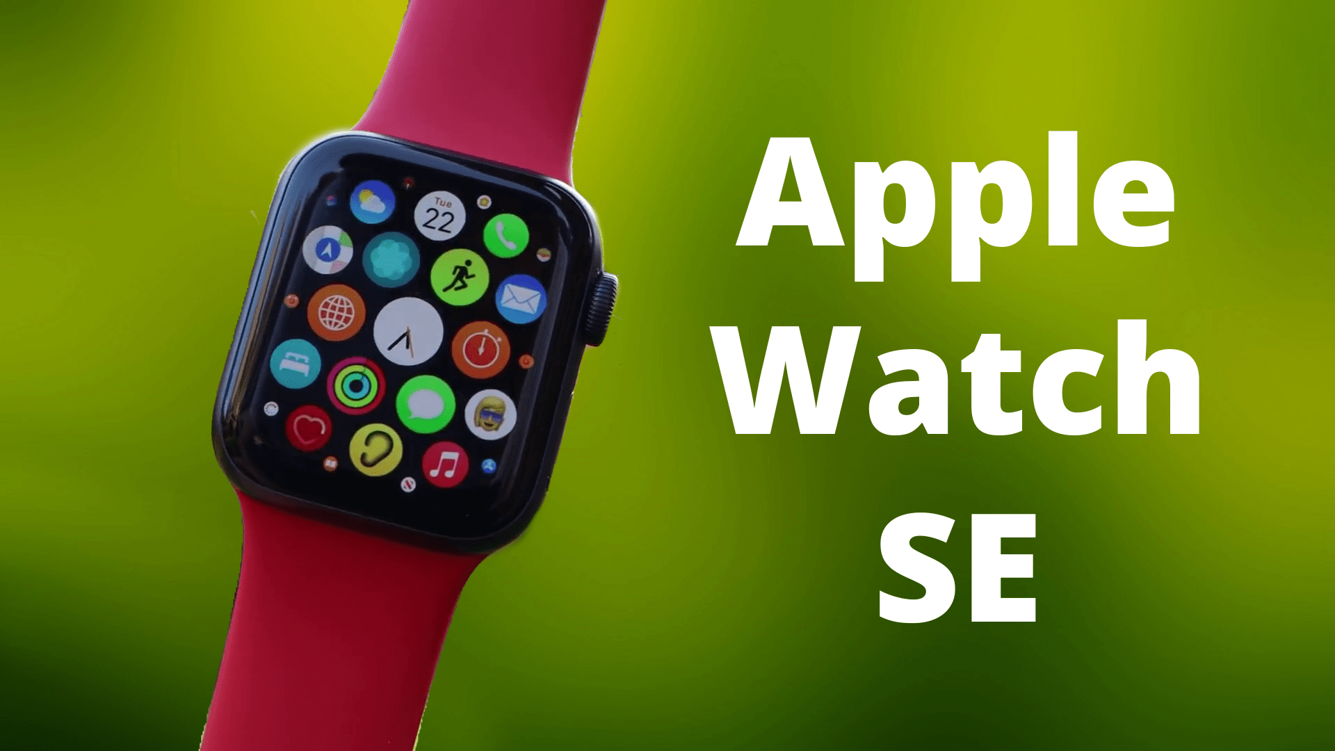 Apple Watch SE Review Pros & Cons