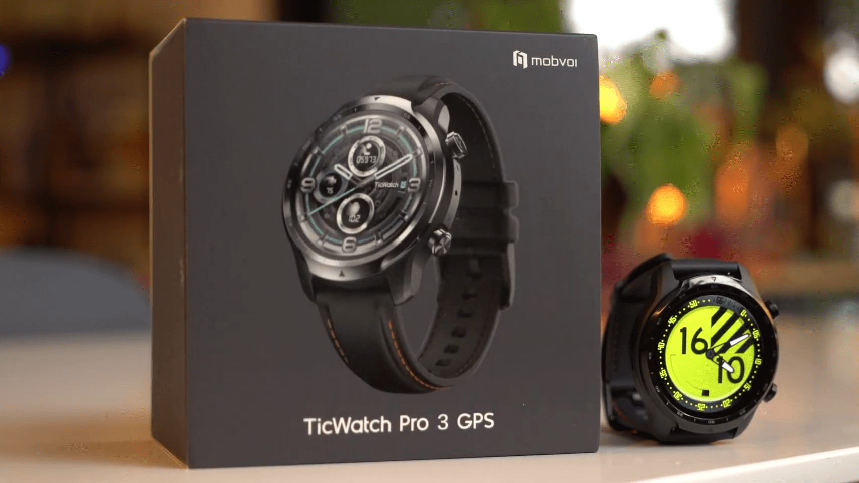 TicWatch Pro 3 Review - Fastest Wear OS